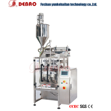 vertical automatic liquid pouch packing machine for mineral water
