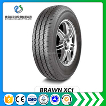 Car Tire Factory Cheap Wholesale Tires HILO BRAWN XC1 195/70R15C 205/70R15C electric car with rubber tires