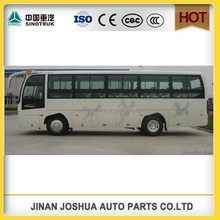 china supplier shaolin luxury used bus and new bus price