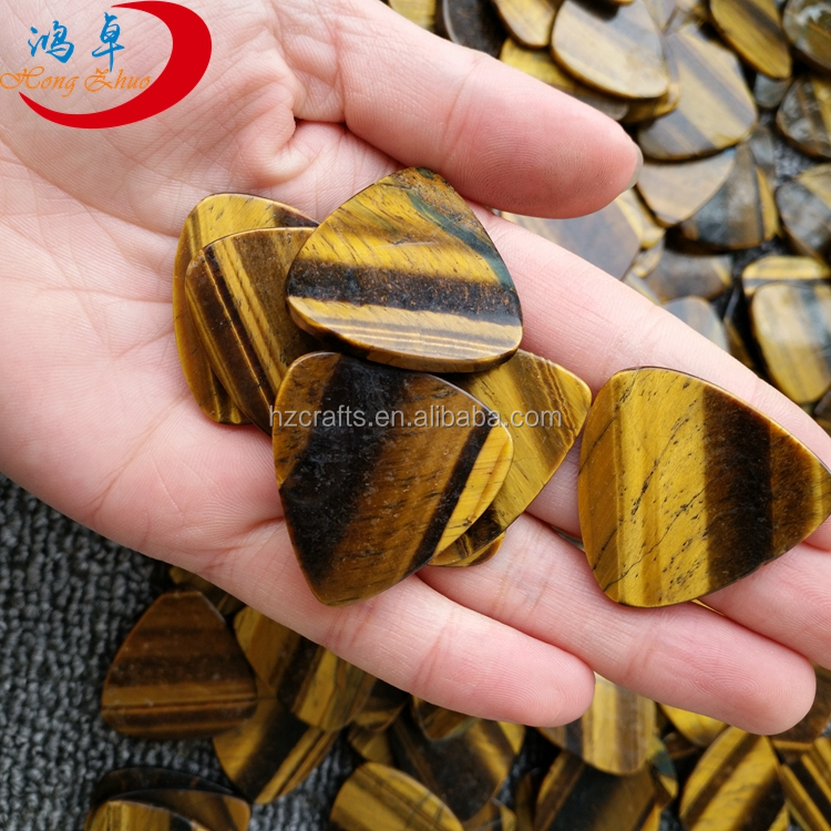 Classia Oud Musical Instrument Stringed Instrument Part Made In Natural Stone Custom Guitar Picks Wholesale