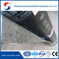 3mm 4mm modified bitumen waterproof roll for roofing