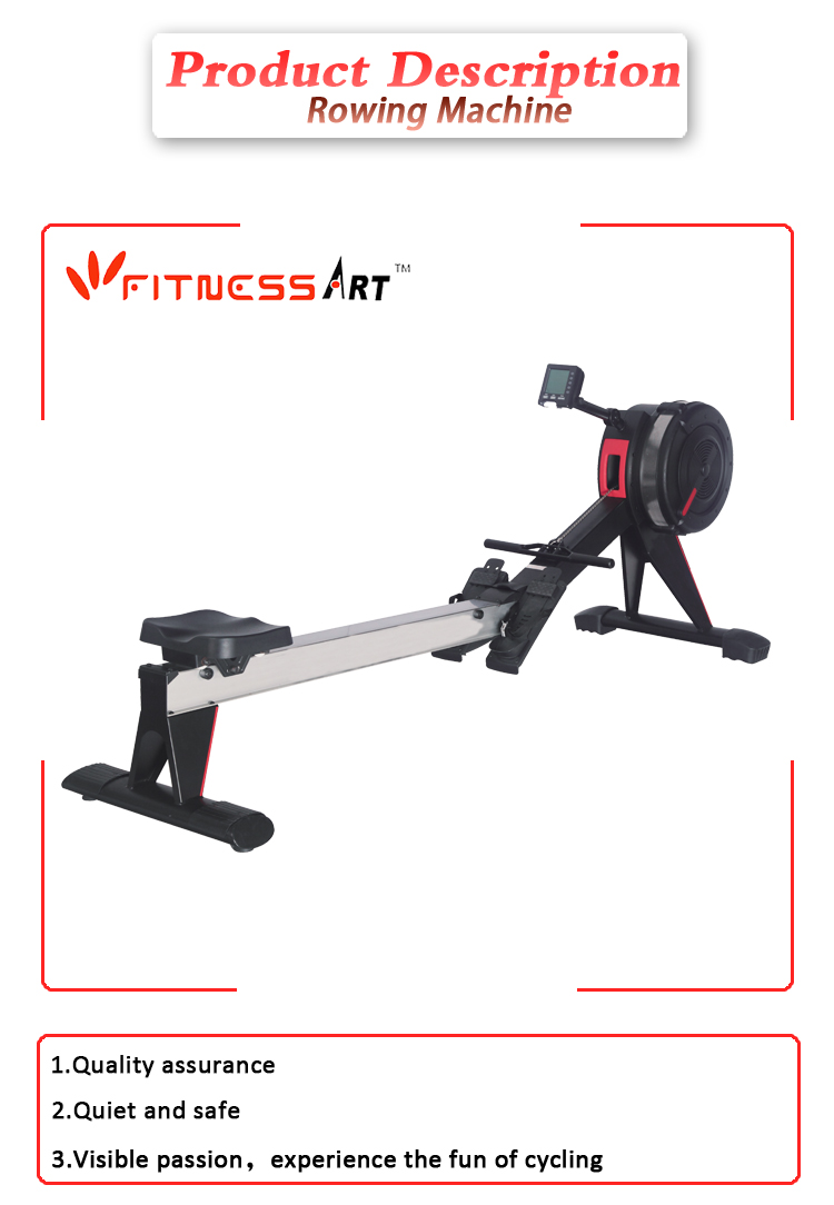 New Fitness Equipment Water Rowing Machine for commerce use RM2199-1