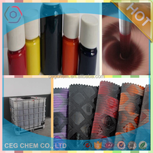 pigment for textile synthetic leather industry matching dry or wet method production