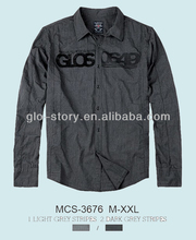 Glo-story 7xl golf polo shirts for men
