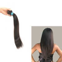 Top quality Long lasting soft and beauty forever hair weave wholesale virgin peruvian hair 7A 3pcs human hair