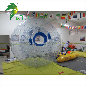 3m Diameter Inflatable Body Zorb Ball Ground Zord Ball