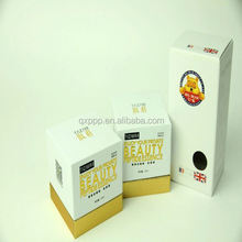 Design Box for Cosmetics Graceful Packaging Beautiful Paper Box