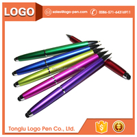 Magic disappearing ink 2017 popular stylus ball pen