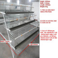 Chicken shed chicken farm building supply poultry equipment automatic Chicken layers cage for sale