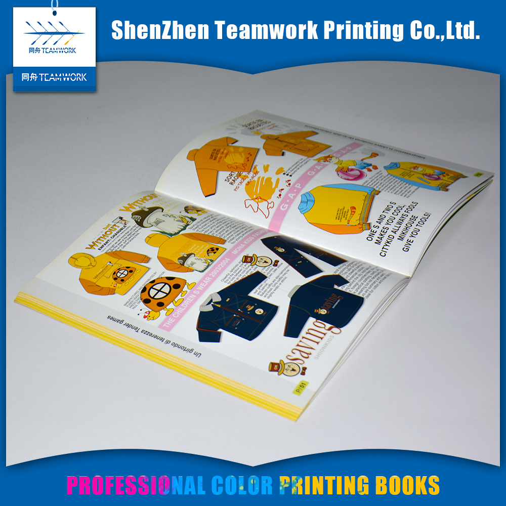 Wholesale Promotion paperback cheap book printing