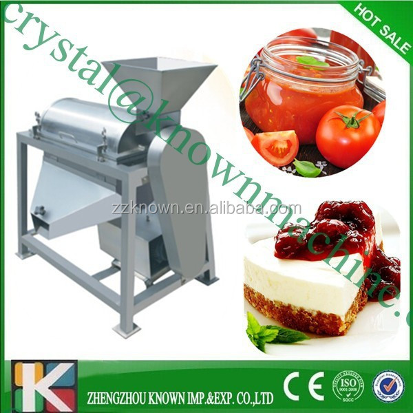 fruit and vegetable pulping machine/Fruit Paste Beating Machine