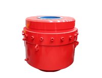 API 16A Oil and Gas Drilling Hydraulic Annular Blowout Preventer BOP/Taper type/Conical type