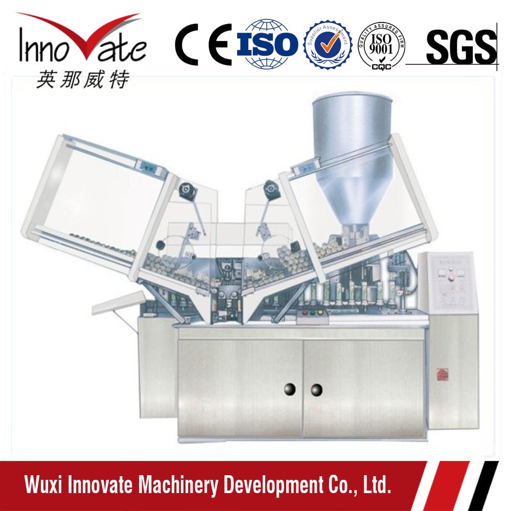 Manufacturer Toothpaste Production Machine Line in Whole, toothpaste mixer, filling, packaging