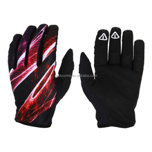 Low price Men Leather Motocross Gloves BMX Racing Dirt Biking Motocross Gloves