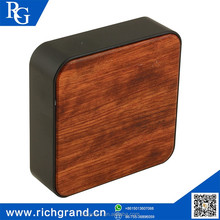 Cheap and high quality bamboo wood portable wifi power bank