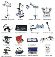 Eye care equipment suppliers
