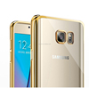 2016 new arrival gold silver plating soft tpu case for samsung galaxy note 5