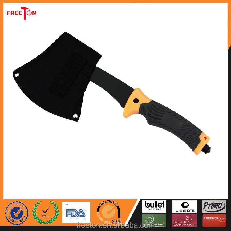Camper Hatchet Tool With Sheath