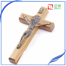 jerusalem souvenir wood hand cross