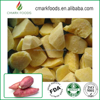Chinese good fresh frozen sweet potatoes
