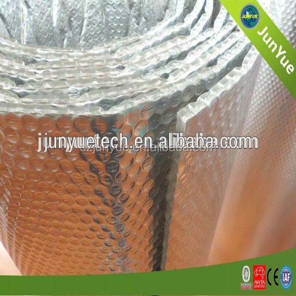bubble double-sided reflective aluminum foil insulation