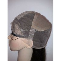 "Homeage 5""x5"" silk top lace wigs virgin hair invisible hairline"