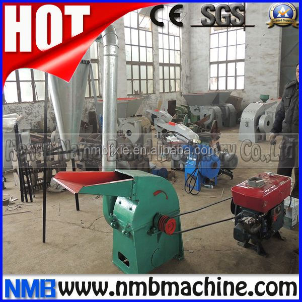 Chinese top quality hengmu corn hammer mill for sale