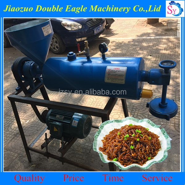 Electric self cooked noodle making machine price / vietnamese noodle making machine