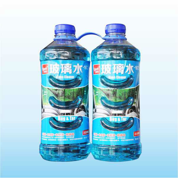 1.5L car glass cleaner