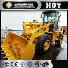 Construction Machinery CLG842 4 ton LiuGong Wheel Loader Price