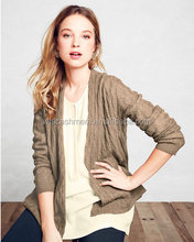 female casual light cardigans for evening wear