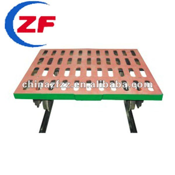 Easy operation kiln car Drying cart in circular kiln