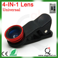 67mm wide angle lens macro lens fisheye lens for samsung galaxy s4