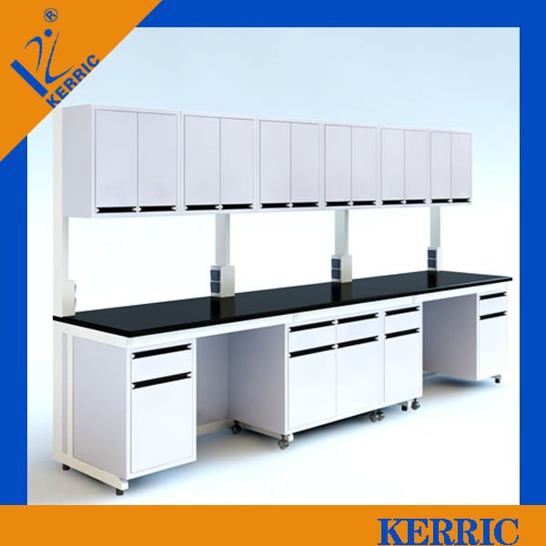 Acid and alkali resistant laboratory wall work bench For Exit inspection and quarantine system