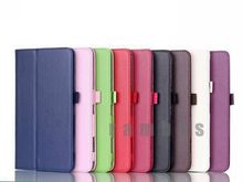 8 inch Tablet PC Book Leather Folio Case Cover for Samsung Galaxy Tab 4 8.0 T330