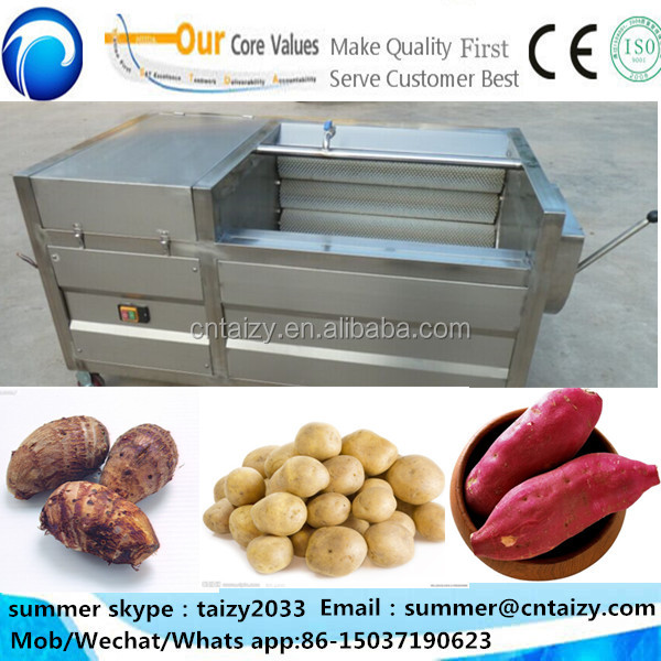 multifunctional bubble vegetable fruit washing machine/practical home appliance fruit and veget/sweet potato wash