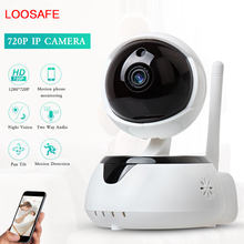 2018 Hotsale 720P P2P Night Vision IP Camera Mobile Remotely Micro SD Card Camera Wifi Wireless CCTV Camera