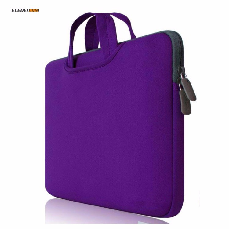 High quality 13 inch neoprene sleeve bag for macbook pro case