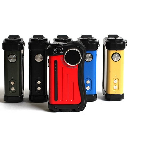 FZC Tech Wholesale Price Innokin iTaste Hunter Vape 75w Kit Pure Power Total Control Huge Clouds innokin iTaste Huter