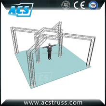 aluminum truss with roof DJ spigot truss Event stage scene from Shenzhen Anycase