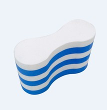 2018 Fashion design EVA Foam Swimming Pull Buoy Kicking Board For Adult and Kids