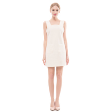 OEM Casual Dress Maker In Guangzhou Factory White Short Mini One-Piece Dress