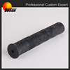 wear resistance molded rubber handle, rubber hand grip, customized rubber handle