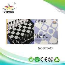 Hot promotion OEM quality russian chess set for promotion