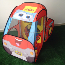 Large play tents for kids folding car tent