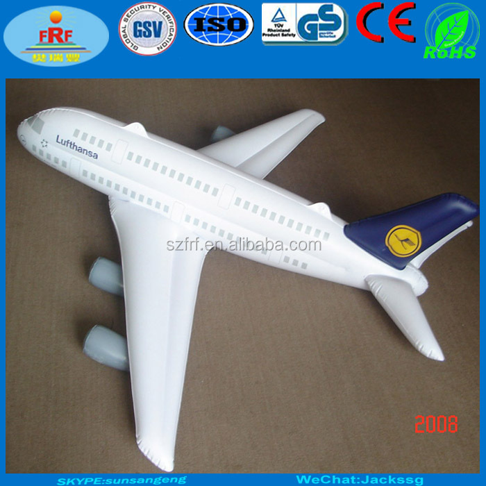 Display Promotion A380 Airbus Inflatable airplane