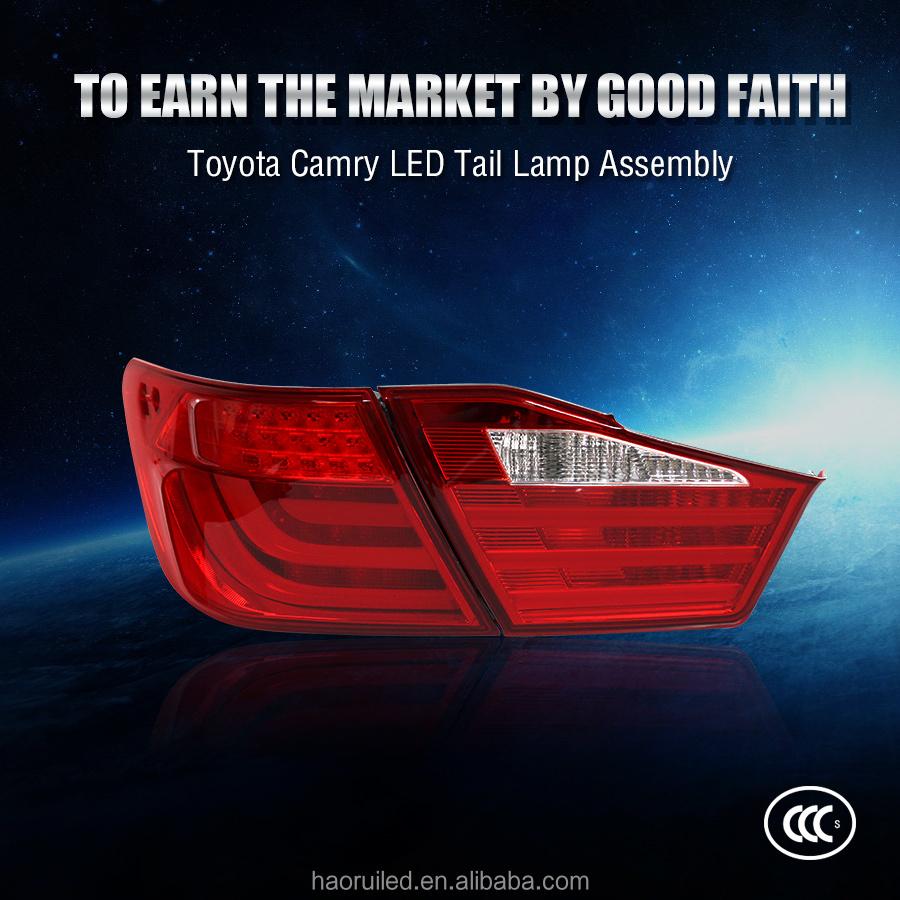 new products led modified rear lamp for 2012 toyota Camry