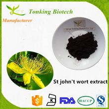 Factory supply Antibacterial St John's Wort P.E.Hypericum perforatum extract