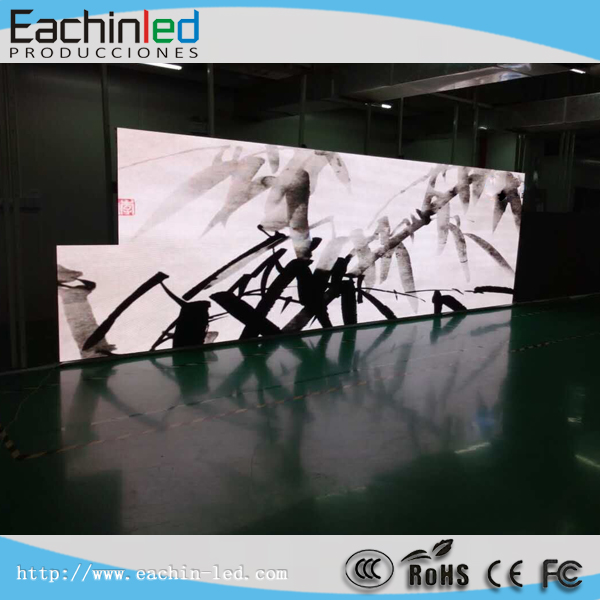 Eachin led P3.91mm full color Indoor video wall led panels