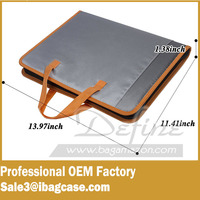 File Organizer Expandable Portable Hand-Held Document Folder Storage